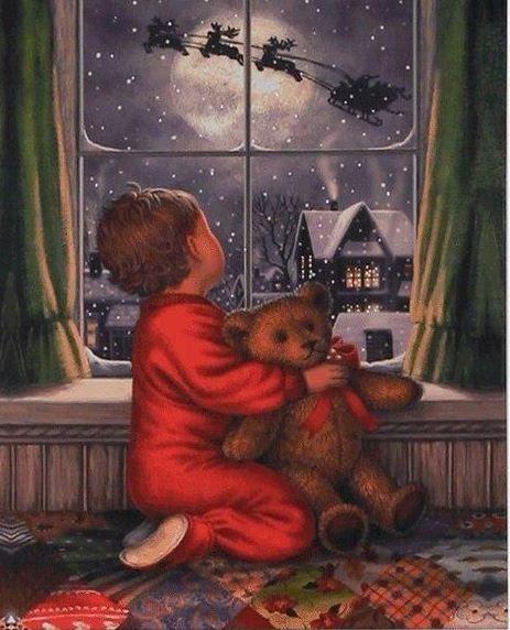 Joyeux noel merry christmas 2017 - Petit garcon il est l heure d aller te coucher ...